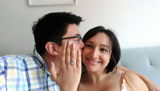 Allegra and JP ENGAGED!.JPG