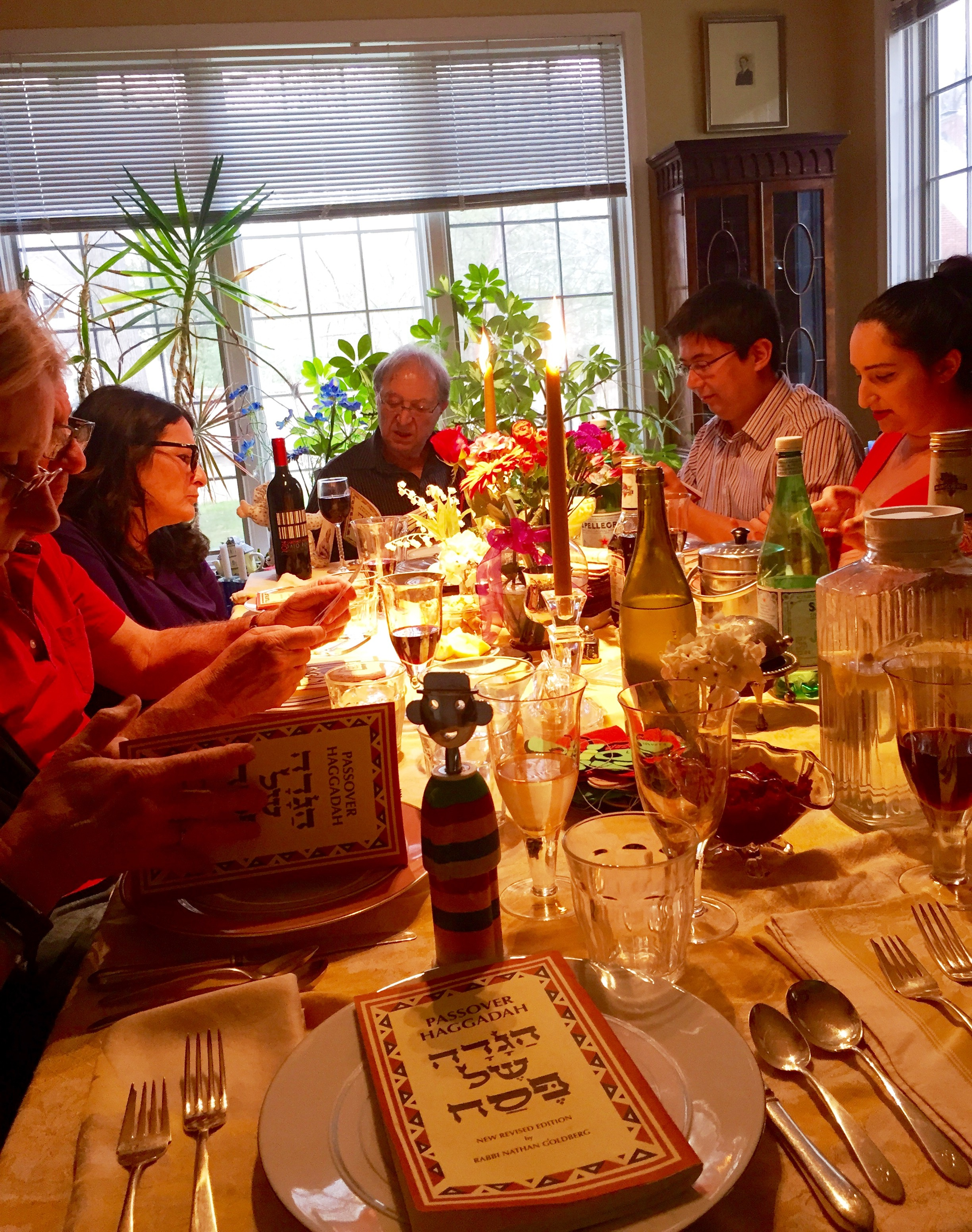 Our Passover seder 2016.jpg