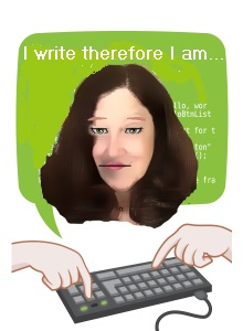 My mother made me the writer I am today.jpg
