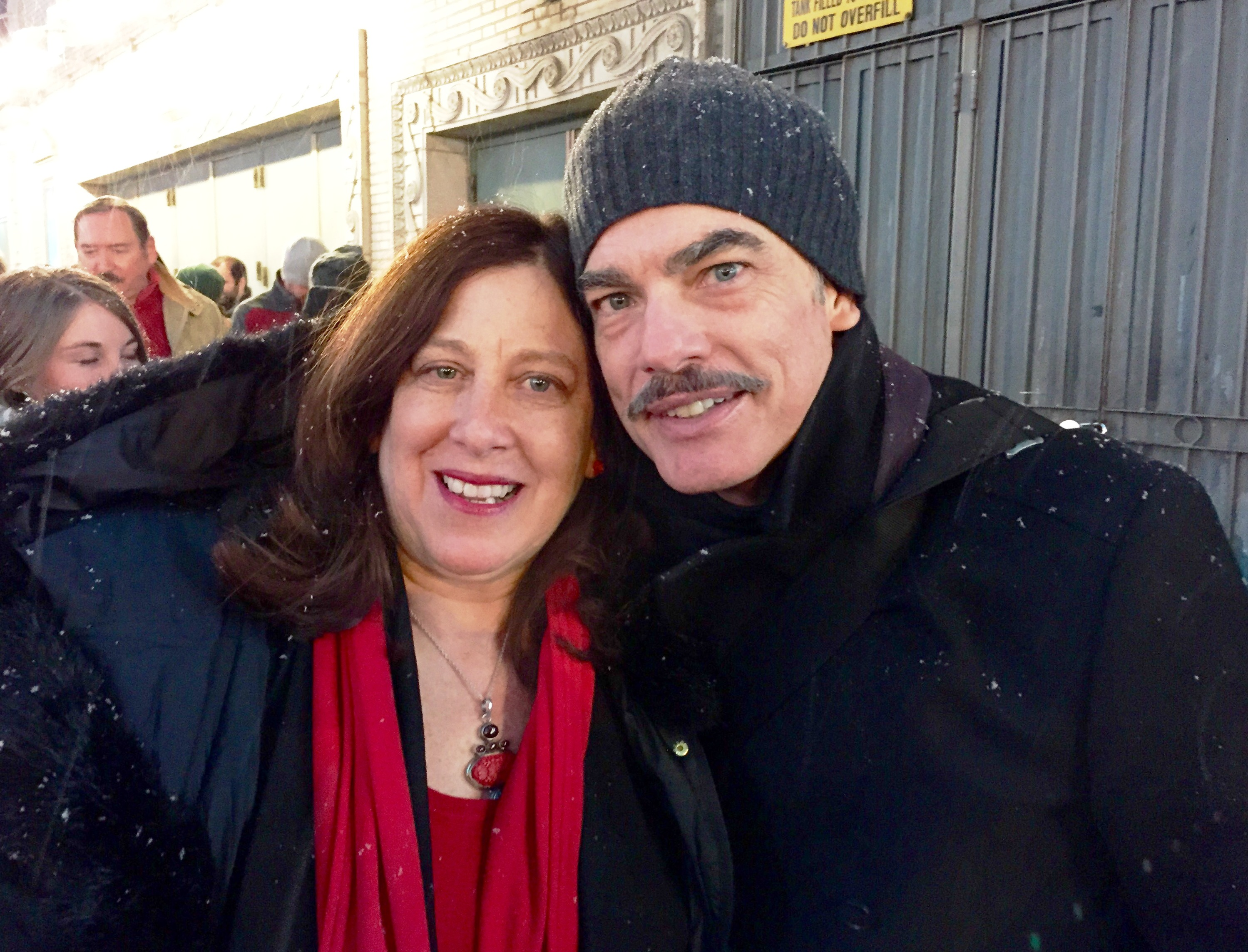Peter Gallagher and me.jpg