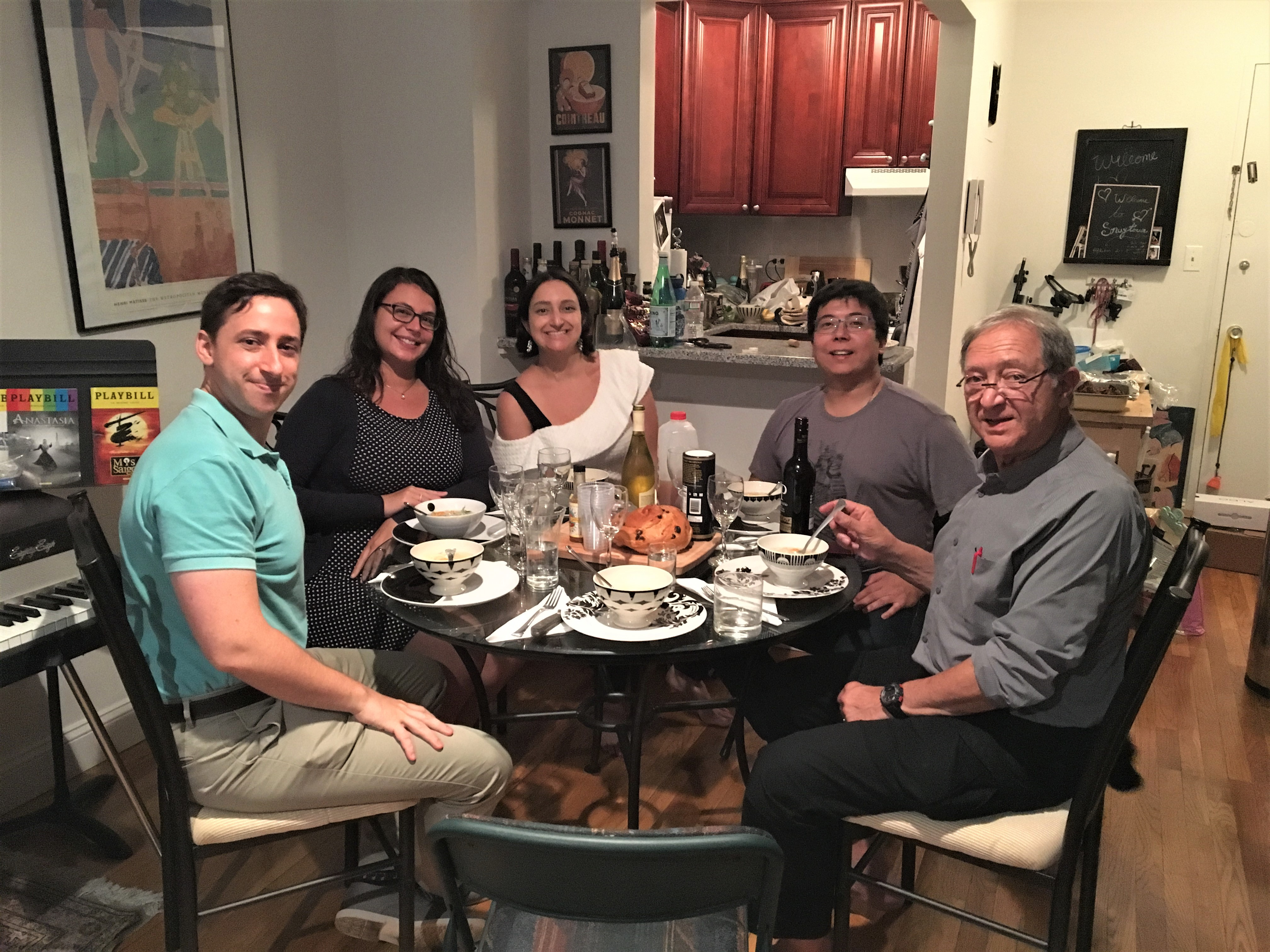 Our Rosh Hashanah family dinner 2017.jpg