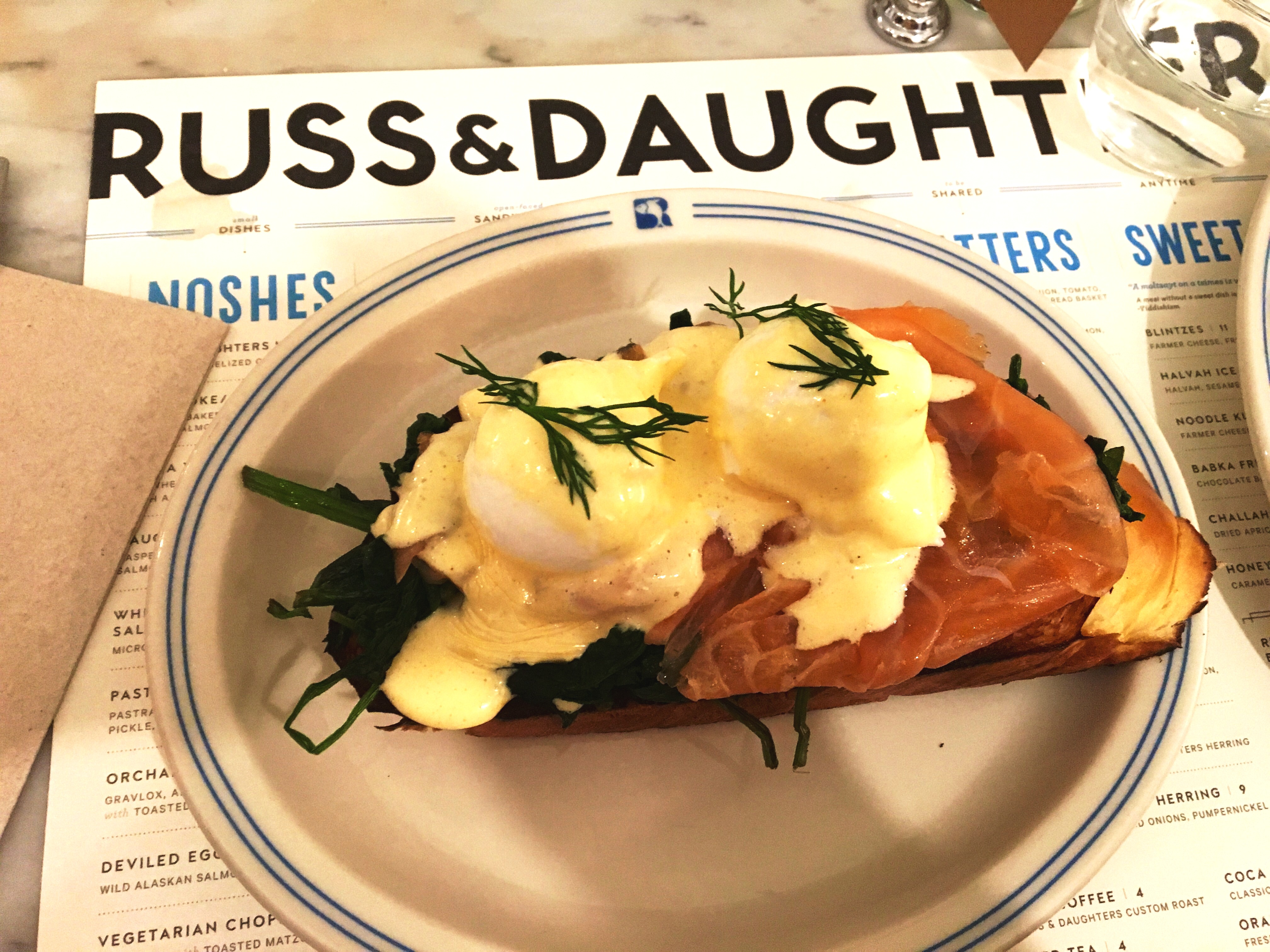 Russ & Daughters' Eggs Benny with lox.jpg