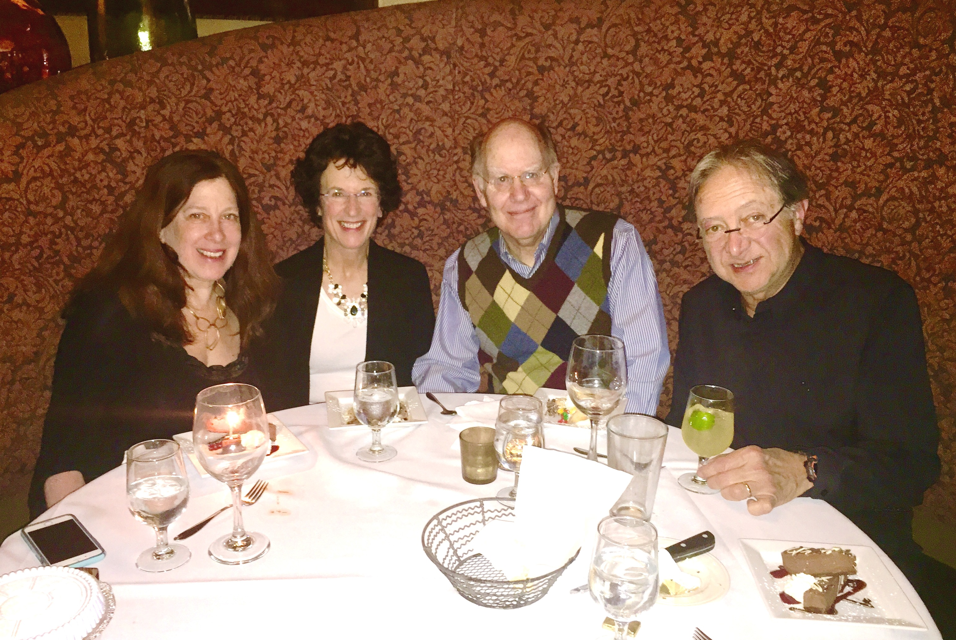 With Sally and Dial at Carbone's.jpg