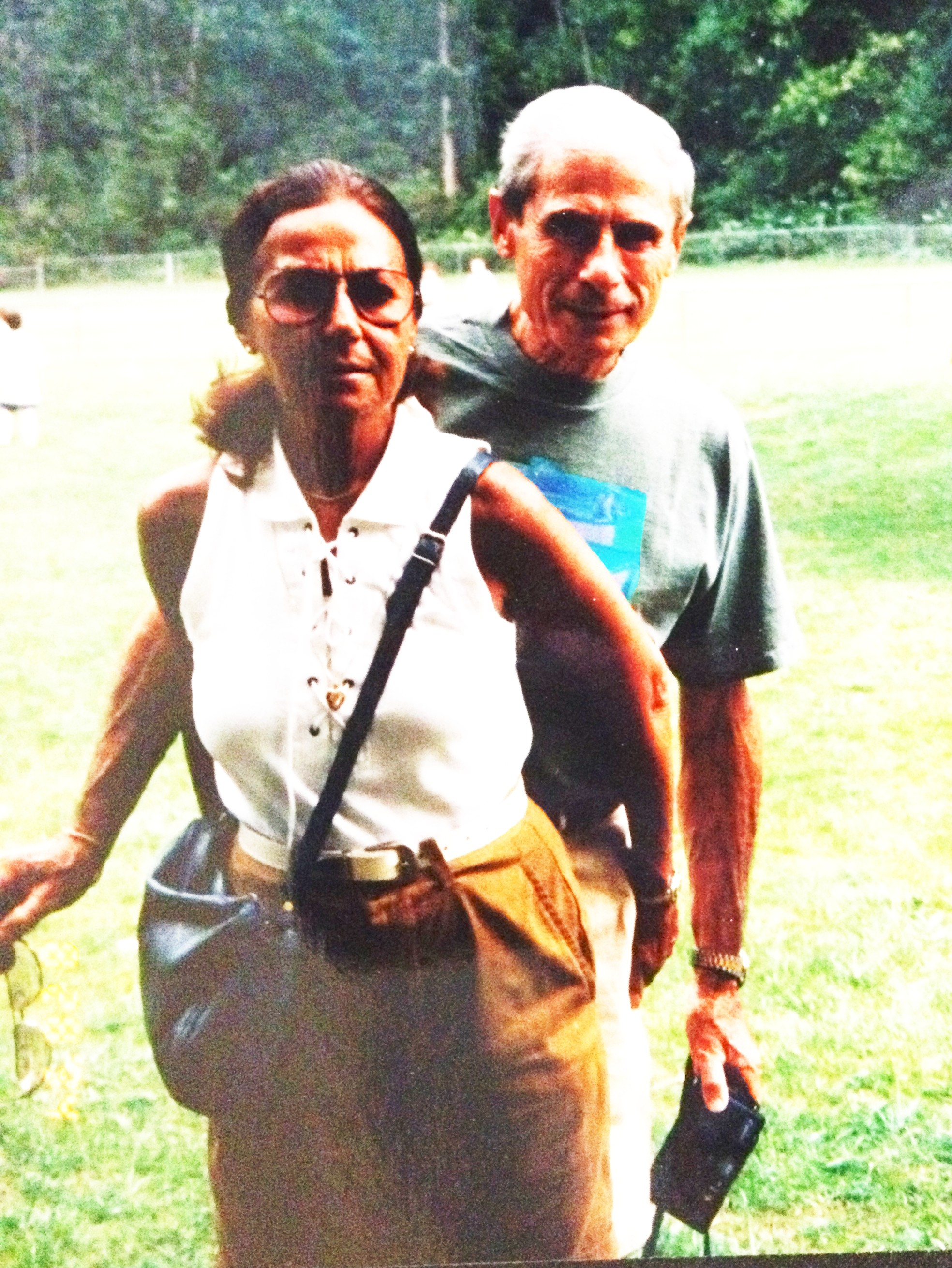 Stuie and his second wife Elaine circa 1997.jpg